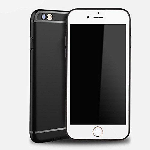 iPhone 6 Plus Case, iPhone 6S Plus Case,Amever Ultra-Thin [Soft Touch] Premium Matte TPU Protect Cover for iPhone 6 Plus /6s Plus 5.5 inch