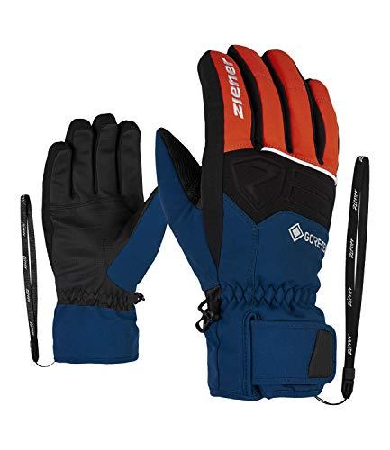 Ziener Gloves Greggson Gore Tex Gants de Ski pour Homme Taille Unique Multicolore (nauticc)