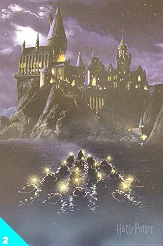 Harry Potter 2. La mappa del Malandrino. Poster