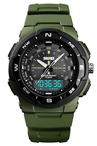 Reloj - SKMEI - Para Hombre - LemaiSKMEI1454GREEN