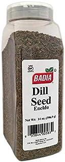 2 Pack Bottle Whole Dill Seeds Semillas de Eneldo enteras 14 oz Each