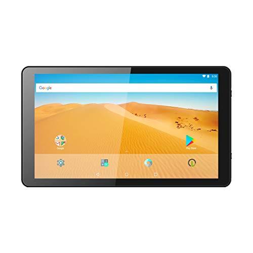 Logicom La Tab 105 Tablette tactile (Écran : 10.1 Pouces - 32 Go - Android 7.1 Nougat) Noire