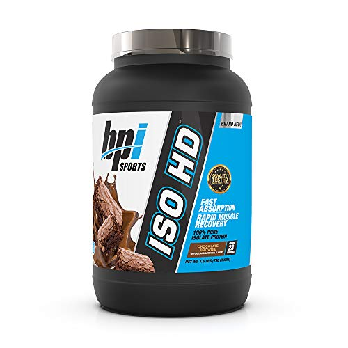 Bpi Sports Iso-HD Sports Supplement, 908 g