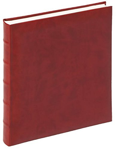 walther design FA-372-R Buchalbum Classic, rot, 29x32 cm