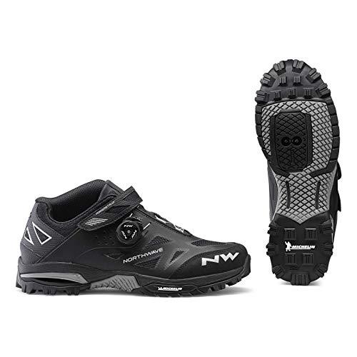 NORTHWADE Jungen Sapatos MTB NW Enduro MID Turnschuhe, Black, 28 EU
