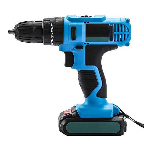 GladyStore Cordless Drill, Cordless Screwdriver, Power Tool Set, Dewalt Drill Bits Sets, Power Drills, Drill Drivers, Electric Drill, Hand Drill, Power Drill, Cordless Drill with Battery and Charger