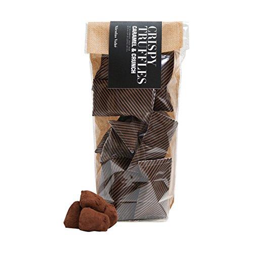 Nicolas Vahé - Schokoladen Trüffel - Karamell und Crunch - 110 Gramm