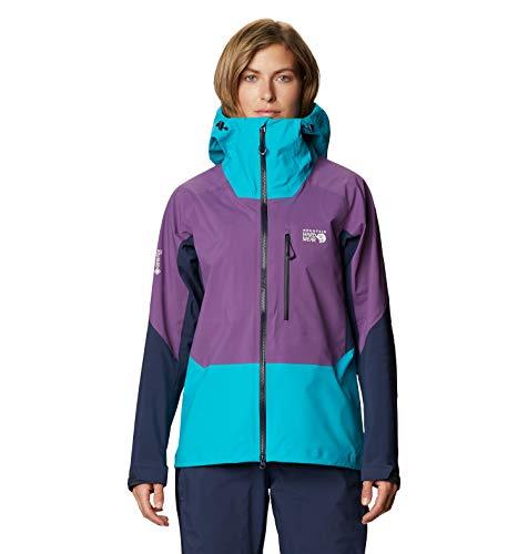Mountain Hardwear Exposure/2 Pro Lt Jacket Chaqueta, Traverse, L para Mujer