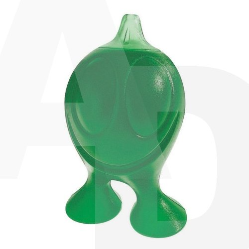 (Green) - A di Alessi Gino Zucchino Sugar Pourer, Green, (AGV02 GR)