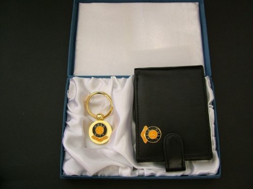 Hull City Wallet Keyring Gift Set