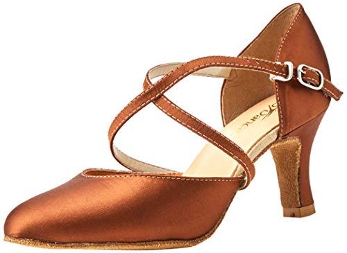 So Danca Damen Bl156 Standard- & Latintanzschuhe, Braun (Copper Copper), 37 EU