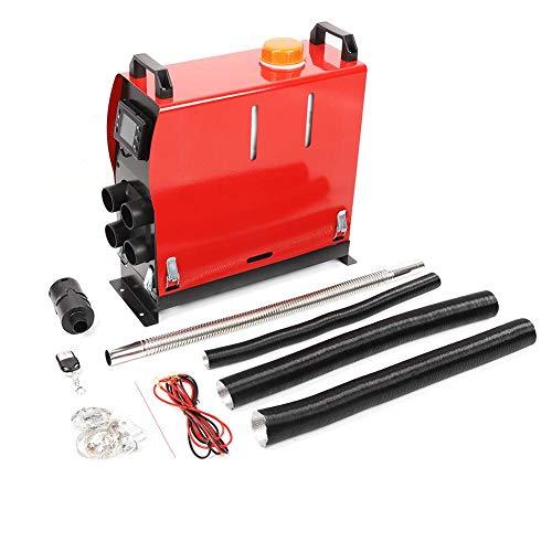 Sale!! Qiilu Car Heater,5KW 12V Air Diesel Oil Auto Car LCD Heater Car Warmer Portable Auto Heater f...
