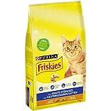 Purina Friskies Chat pour Chats Stérilisés àla Dinde et aux Légumes, 75kg