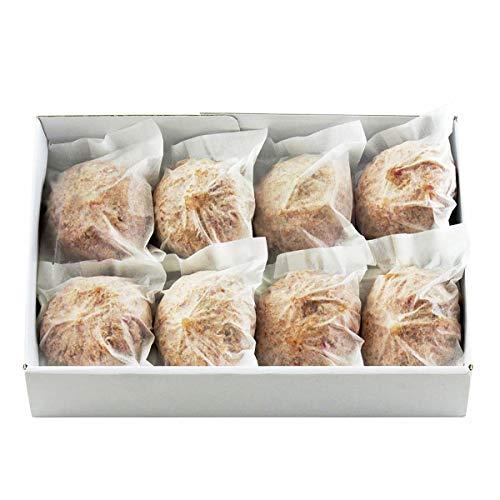 宮崎県産合挽き肉のチーズ入り生ハンバーグ 110g×8 ハンバーグ 惣菜 冷凍 国産 手軽