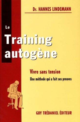 Le training autogene