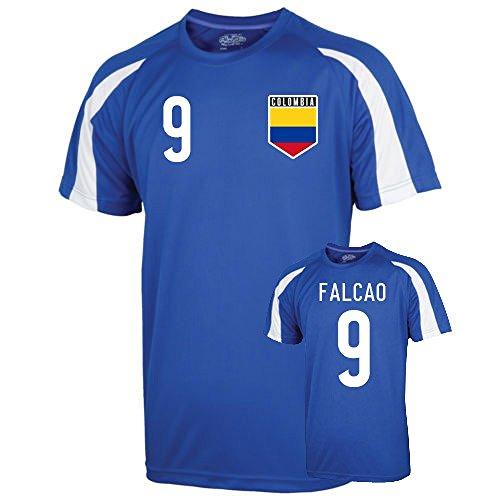 Airosportswear Colombia Sports Training Jersey (Falcao 9) - Kids