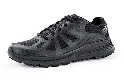 Schuhe für Crew 22782Style Endurance II Herren Schuhe rutschfest, schwarz, 43