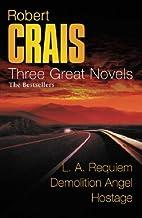 """Three Great Novels 3: """" LA Requiem """" , """" Demolition Angel """" , """" Hostage """" (Great Novels) Paperback Import, 2005"""
