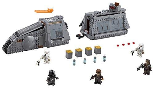 Véhicule de Transport Imperial Conveyex LEGO Star Wars 75217 - 622 Pièces - 1