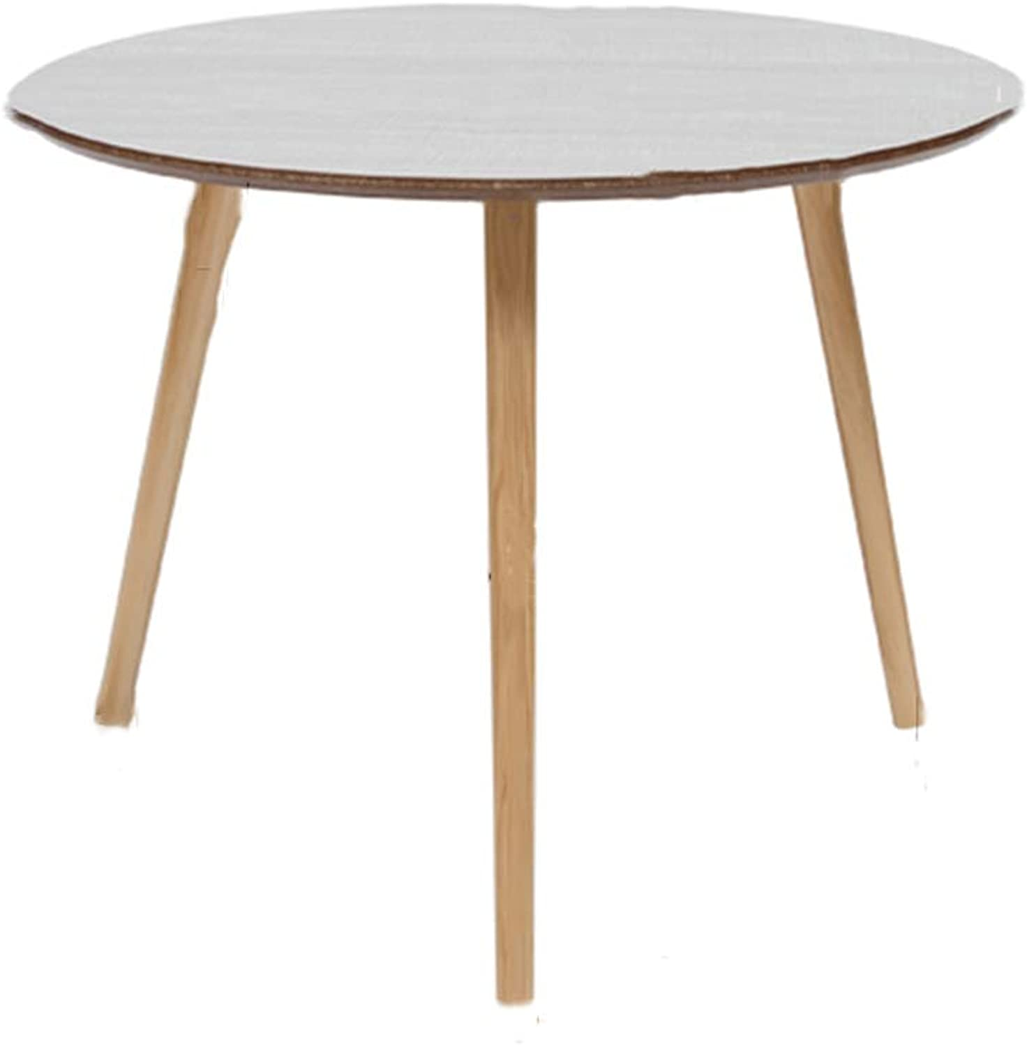Nordic Small Coffee Table Simple Mini Small Round Table Sofa Side Cabinet Side Table Triangle Small Table (color   B, Size   40  41cm)
