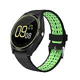 Himeher Bluetooth Smartwatch Fitness Uhr Intelligente Armbanduhr Fitness Tracker Smart