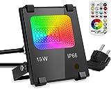 LED Strahler RGB Lampe...