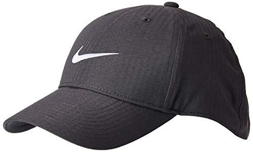 Nike Unisex Nike Legacy91 Tech Hat, Dark Grey/Anthracite/White, Misc
