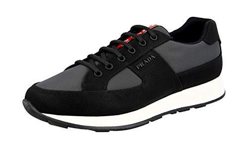 Prada Herren Mehrfarbig Nylon Sneaker 4E3246 O86 F0A13 44 EU/UK 10