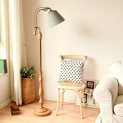 JYXJJKK lámpara de piso Lámpara de pie de la sala dormitorio de la lámpara de IKEA Estilo alta lámpara de mesa creativa vertical caliente (Color : B)