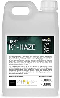 Martin Lighting JEM K1 Haze Fluid, 4x 2.5L