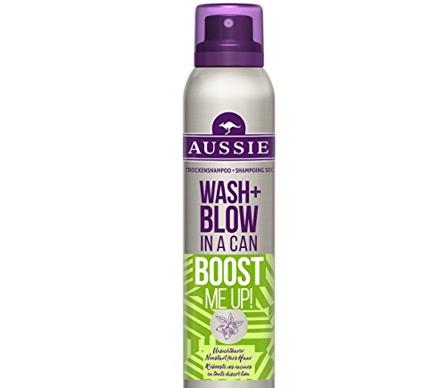 Aussie Wash+ Miracle Dry Shampoo Trockenshampoo 3er Pack (3 x 65 ml)