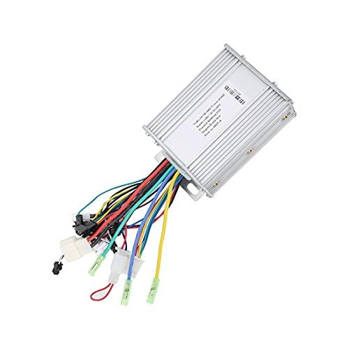 VGEBY Controlador de Scooter eléctrico, Pantalla de celosía de 24V / 36V / 48V 450W y Juego de medidores LCD para Controlador de Scooter eléctrico