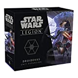 Fantasy Flight Games Star Wars Legion: Droidekas Unit Expansion, Multi-Colored (FFGSWL50)