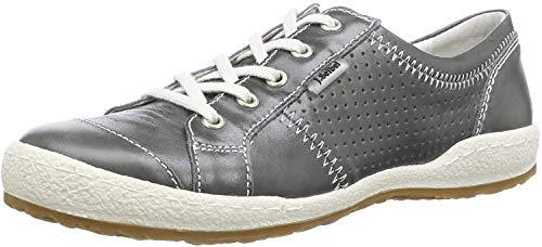 Josef Seibel Damen Caspian Sneakers Grau (grigio 672) 37 EU