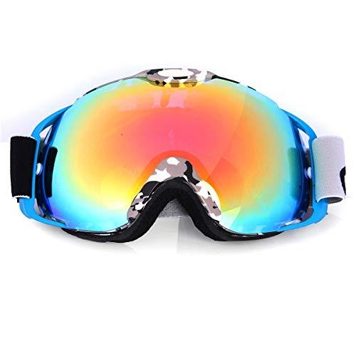 Dubbele uv-sneeuwlens, winter, snowboarden, skiën, goggle Protect.