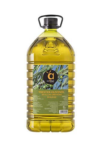 Casalbert. Huile de grignons d'olive espagnole. Huile idéal pour les fritures. 5 Litres