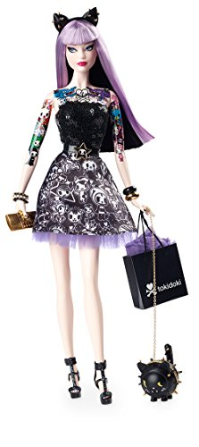 Barbie Collector - Tokidoki Doll - Gold Label