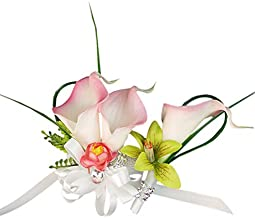 Best calla lily and orchid boutonniere Reviews