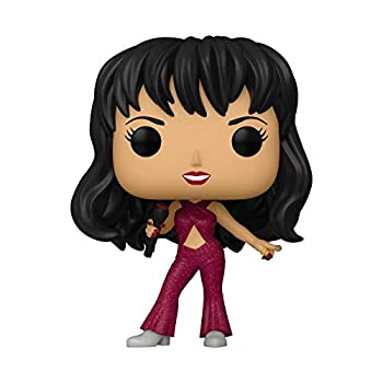 Funko Pop! Rocks  Selena  Burgundy Outfit  3.75 inches