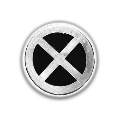 Logo Storm : Superheros, Pinback Button Badge 1.50 Inch (38mm)