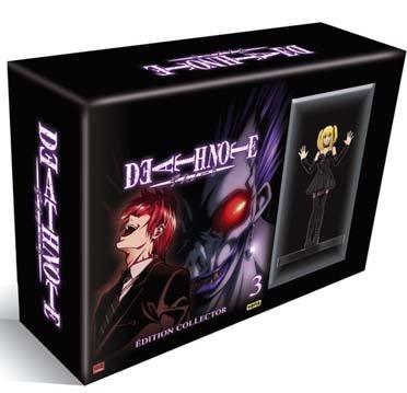 Death Note-Vol. 3 [Édition Collector Limitée et Numérotée]