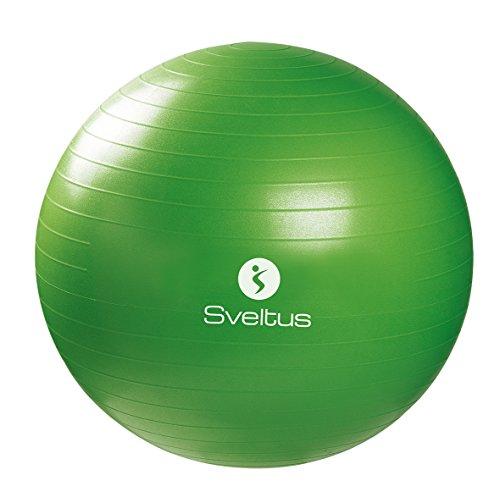 Sveltus Gymball Mixte Adulte, 65cm vert