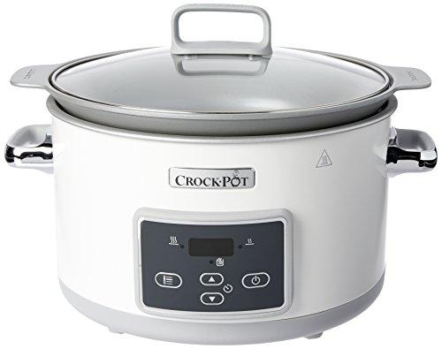 CrockPot Sear and Slow, White, CHP700