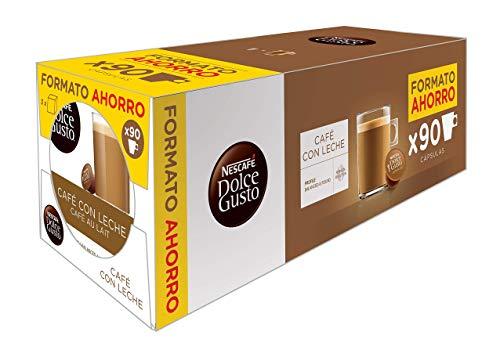 Nescafé Dolce Gusto Café au Lait koffie cups voordeelverpakking - 3 doosjes met 30 capsules