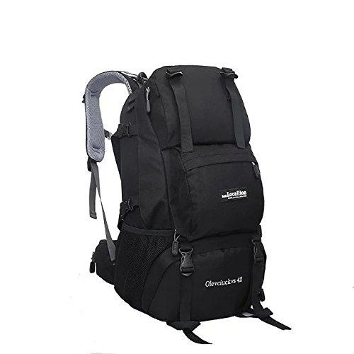 Professional prend en charge, sac à dos sac à dos outdoor Kit 42L l voyage d'escalade , black