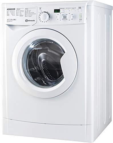 Bauknecht WM BU 743 IV Waschmaschine Frontlader unterbaufähig/A+++/ 7 kg/ 1400 UpM/Startzeitvorwahl/Mengenautomatik