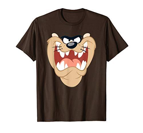 Looney Tunes Taz Face T Shirt