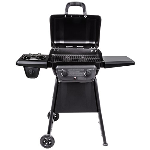 Char-Broil Classic 280 2-Burner LP Gas Grill with Side Burner