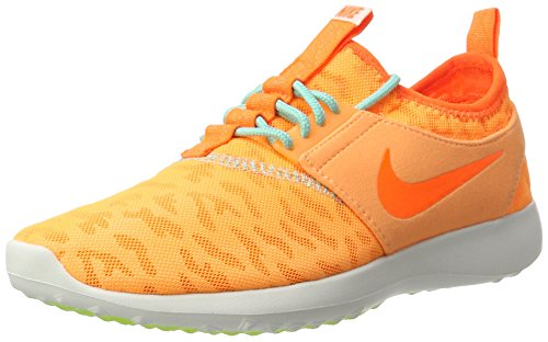 Nike Damen 844973-800 Turnschuhe, Orange, 37.5 EU