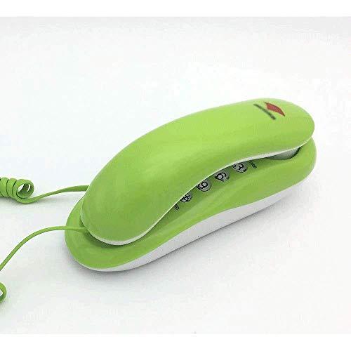 SXRDZ Teléfono teléfono Fijo El teléfono doméstico Teléfono Fijo (Color: B) (Color : A)